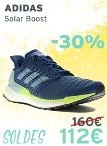 Adidas Solar Boost homme soldes