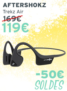 Aftershokz Trekz Air Soldes