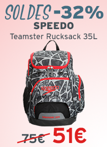 Speedo Teamster Rucksack 35L Soldes