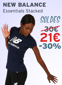 New Balance Essentials Stacked Soldes