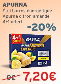 APURNA BARRES 4+1