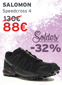 Salomon Speedcross 4 Femme soldes