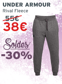 Under Armor Rival Fleece Soldes
