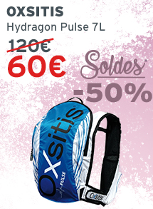 Soldes oxsitis Hydragon Pulse 7L