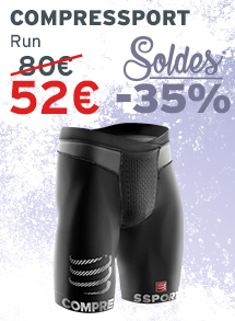 Soldes compressport Run Homme
