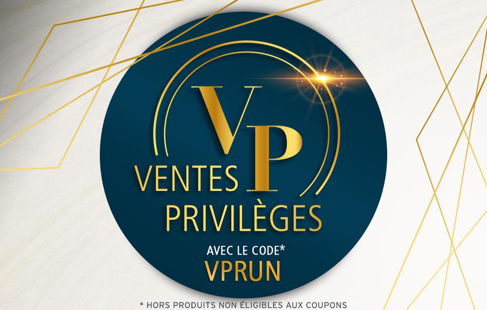 VENTES PRIVILEGES 2019