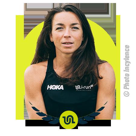 Manon Genet  équipe athlètes <em>i-Run</em>