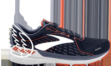 Acheter les chaussures brooks adrenaline gts 21