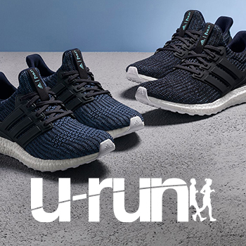 ULTRABOOST PARLEY : LA CHAUSSURE OFFICIELLE DE RUN FOR THE OCEANS 2018