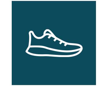 offrir des chaussures de sport pour femme