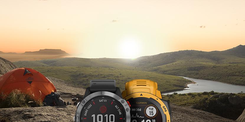 montre garmin solar