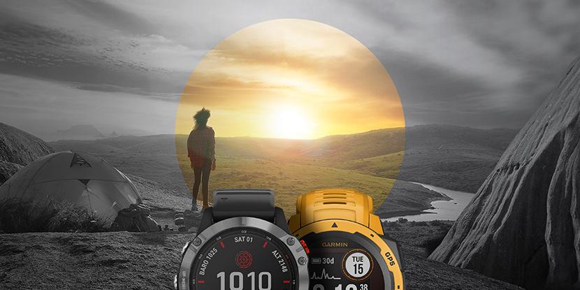 montre course à pied solaire