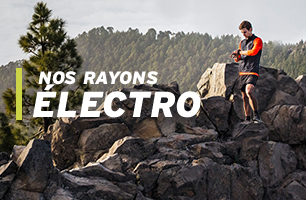 accessoires électro pour la randonnée et le trail running