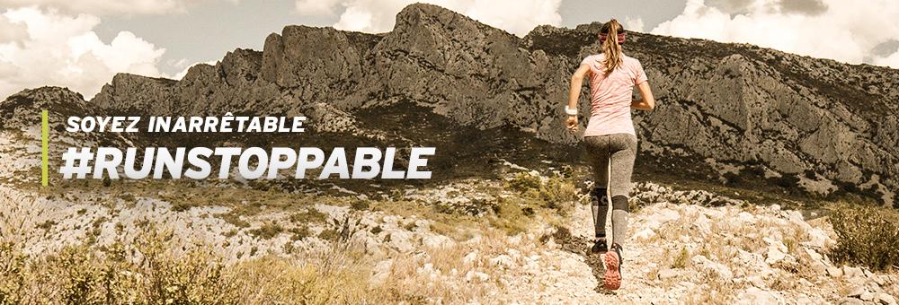 équipement running trail