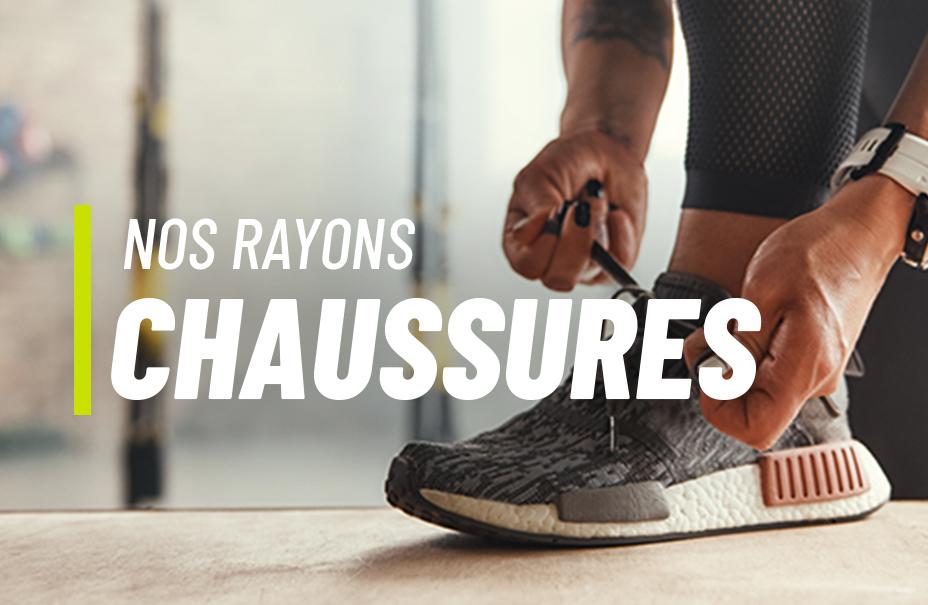 Chaussures pour faire du sport à la maison