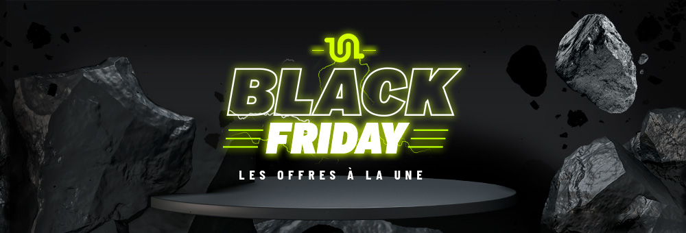équipement de sport en black friday sur i-Run : promotion sur les chaussures et vêtements de sport