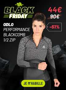 Odlo Performance Blackcomb 1/2 Zip