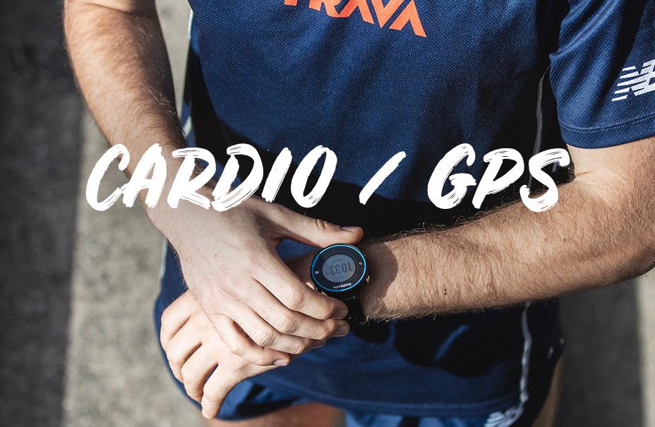 équipement cardio / gps en promotion