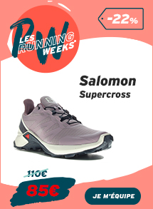 Salomon Supercross F
