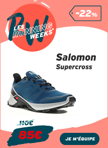 Salomon supercross H