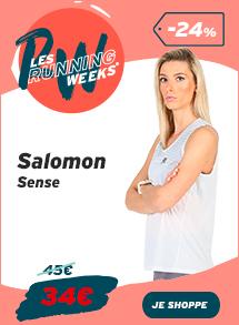 Salomon Sense F