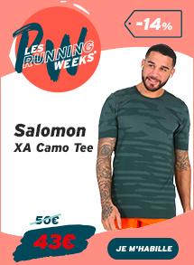 Salomon XA Camo Tee H