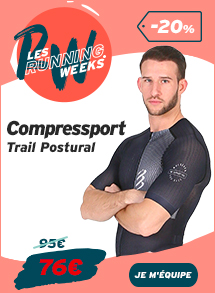Compressport trail postural