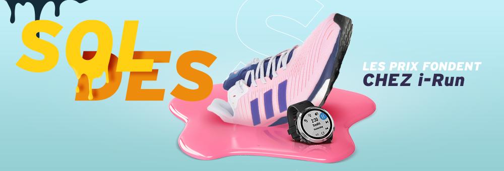 équipement chaussures vêtements électronique et accessoires de running en promotion