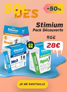 Stimium pack découverte