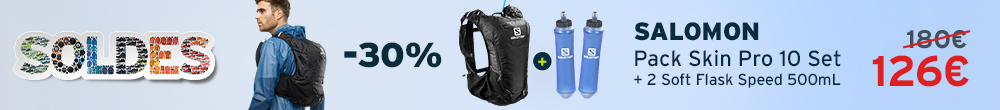 Salomon pack skin pro 10 set