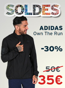 Soldes adidas own the Run