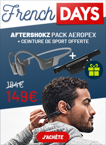 French days aftershokz