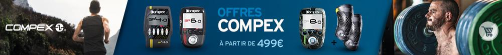 Offre Compex