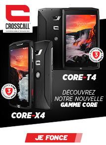 Crosscall core x4 -t4