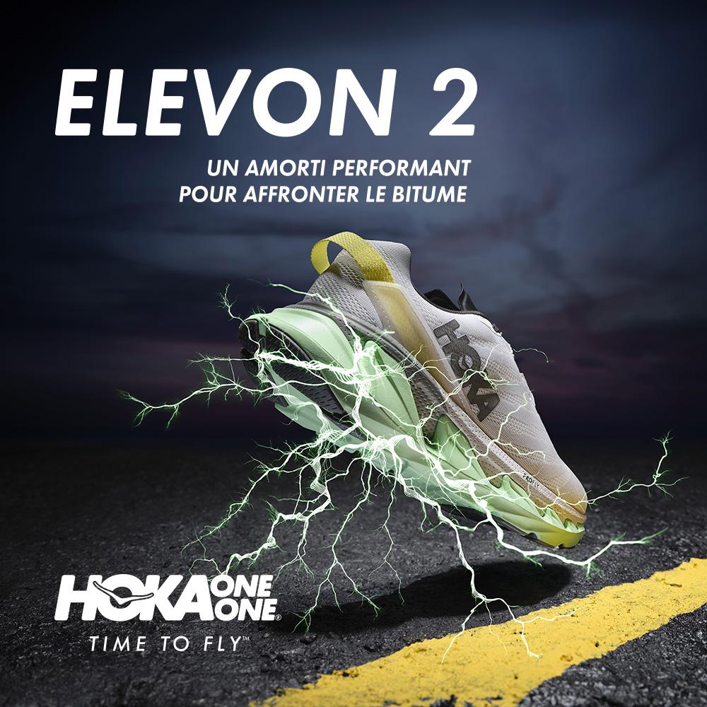 Hoka one Elevon 2