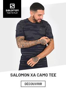 Salomon XA camo tee