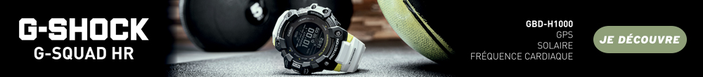 G-Shock G-SQUAD HR