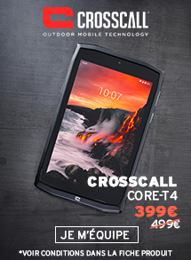 Crosscall Core T4