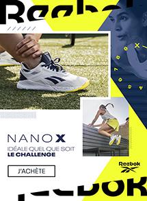 Reebok nano X femme