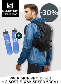 Salomon pack skin pro