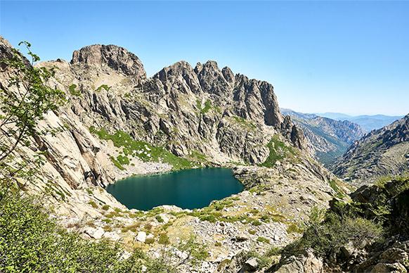 faire du trail en Corse