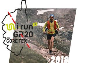 équipement pour le GR20 en Corse