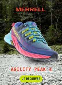 Merrel Agility Peak 4