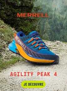 Merrell agility peak 4 M