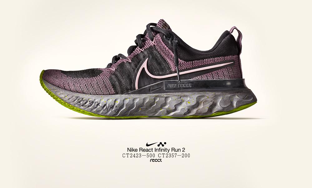 Run Fearless : acheter les nike react infinity run 2