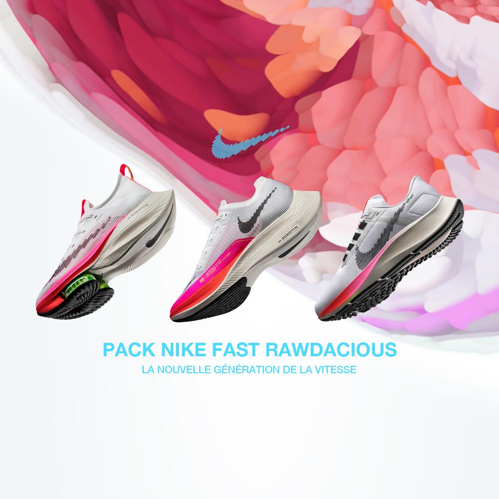 Nike Fast Rawdacious