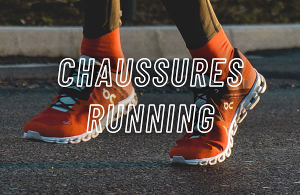 chaussures ON running