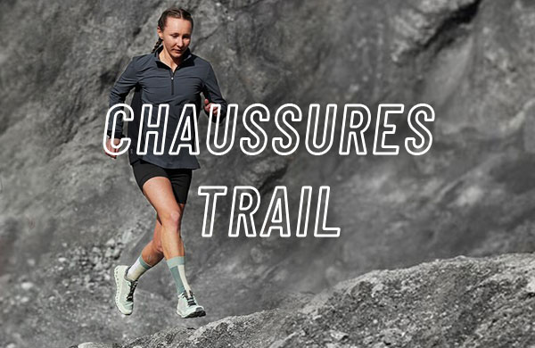 chaussures de trail ON
