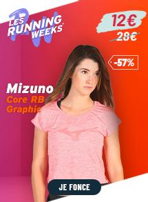 MIzuno core RB Graphic
