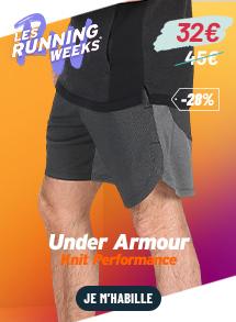 Under Armor Knit performance